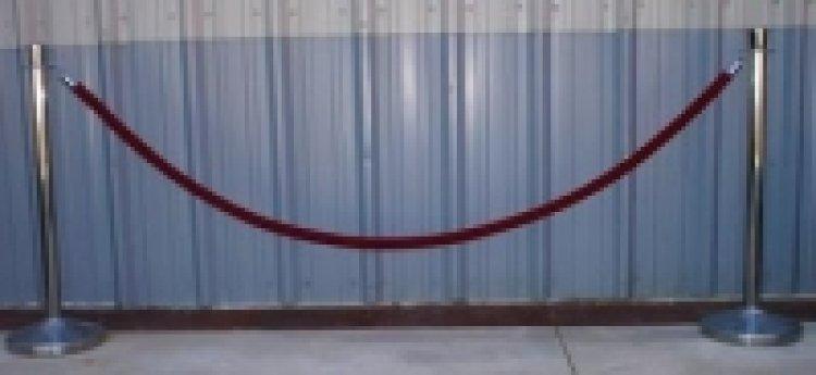 Velour Rope 8'