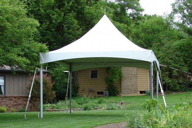 10x10 Pinnacle High Peak Tent
