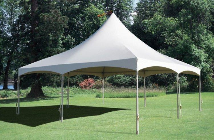 20x20 Pinnacle High Peak Tent