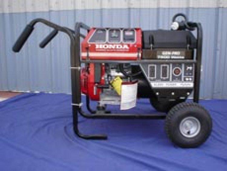7500 generator w/ dist
