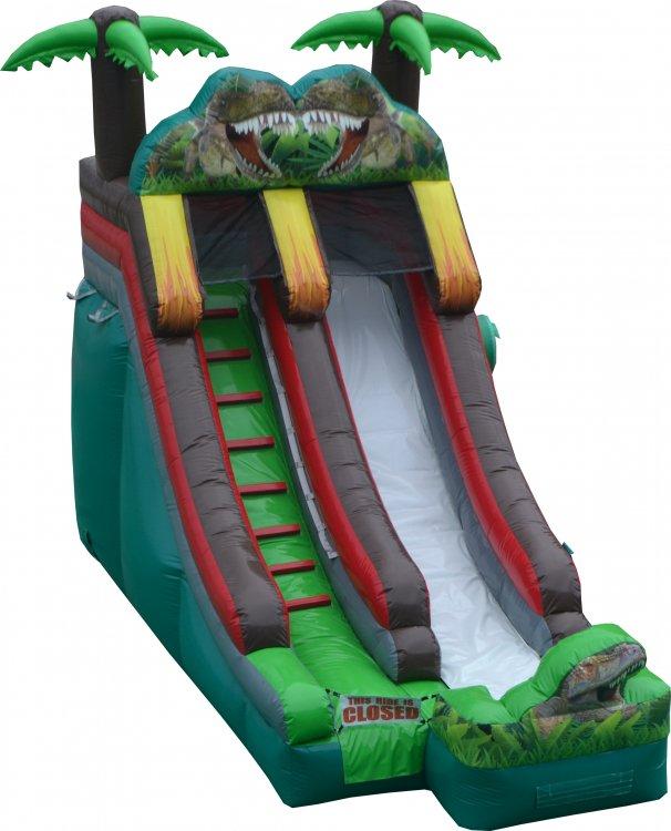 Jurassic Dino Slide