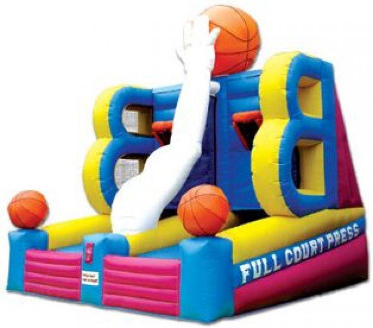 Full Court Press basketball Challenge