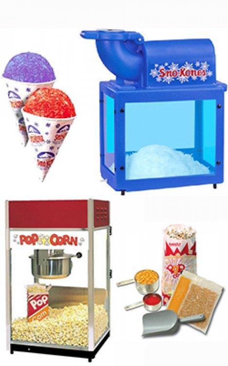Fun Food Machines & Supplies