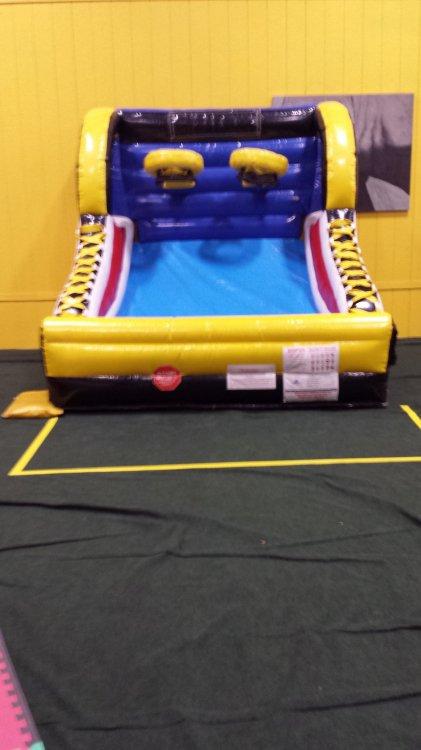 Junior Hoops Challenge