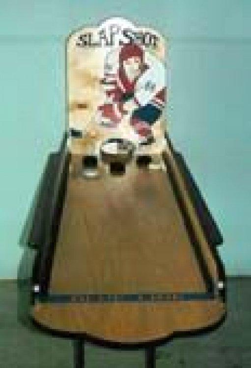 Slapshot Hockey Carnival Game