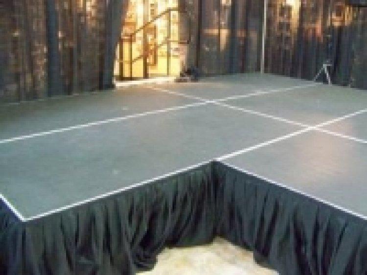 4 x 8 alum stage panels