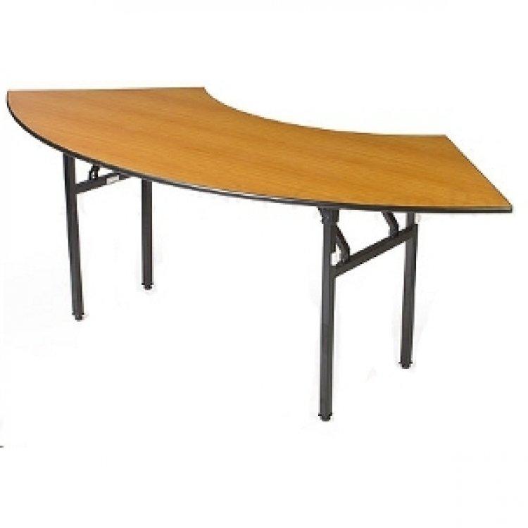 Serpentine Table 5' ID