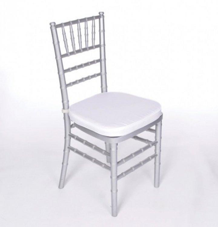 Chair, Silver Chivairi