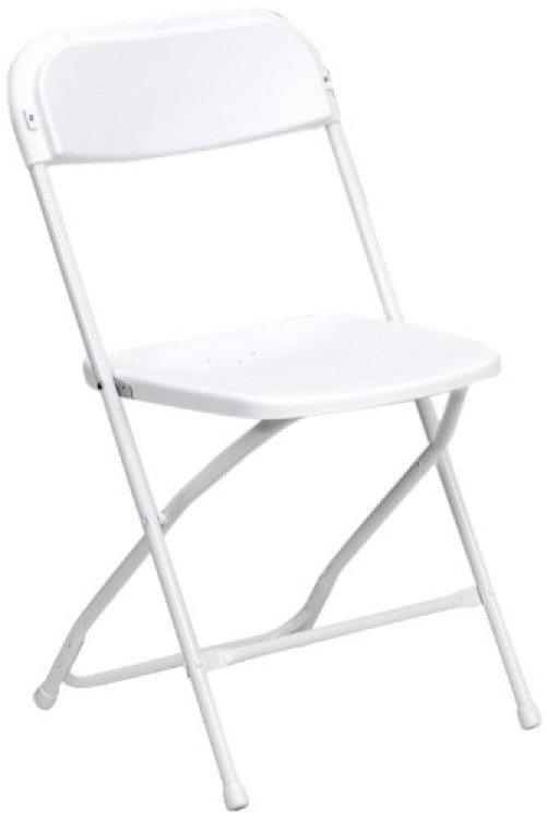 Chairs White Folding