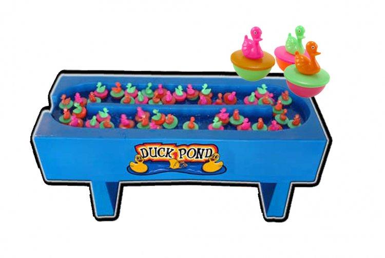 Duck Pond w/ floating ducks