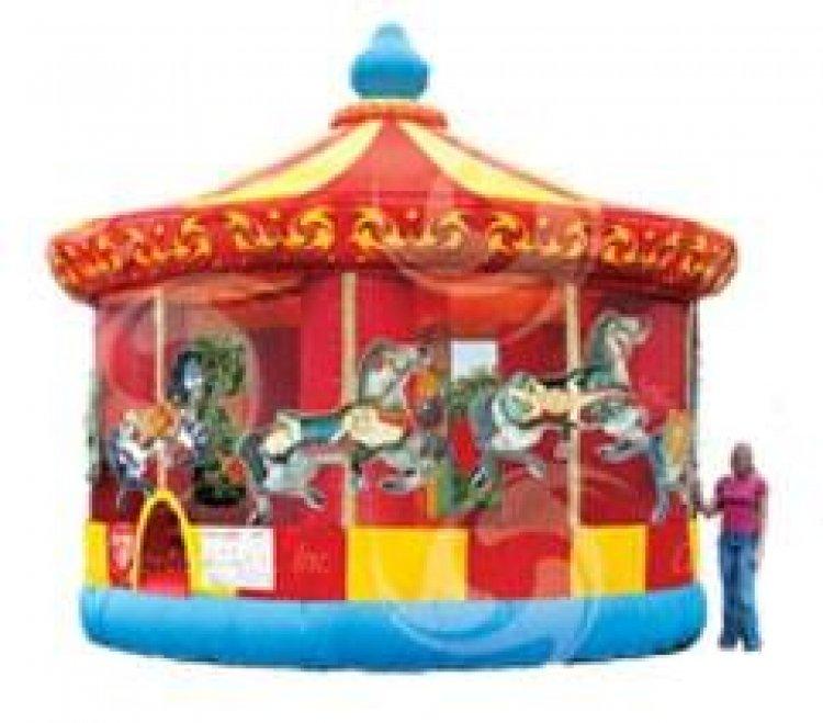 Carousel Bouncer 20'