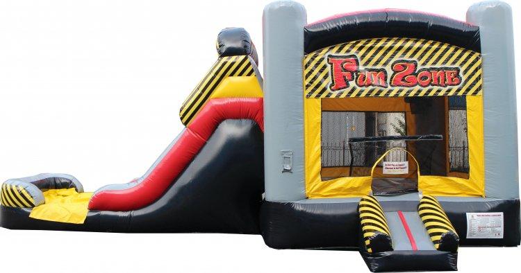 Combo Fun Zone w/ Bounce and Slide